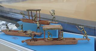 model boats, Nigeria