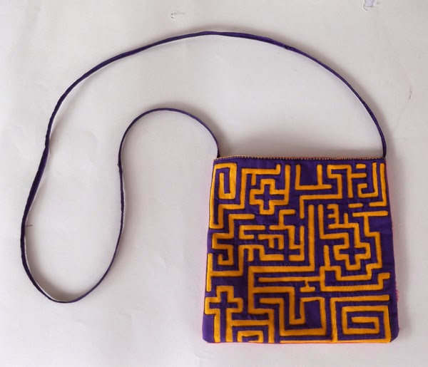 mola bag, ethnic bag, mola design, mola pattern, molas, kuna indians, indian culture,