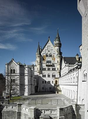 ปราสาทนอยชวานชไตน์ (Neuschwanstein Castle)