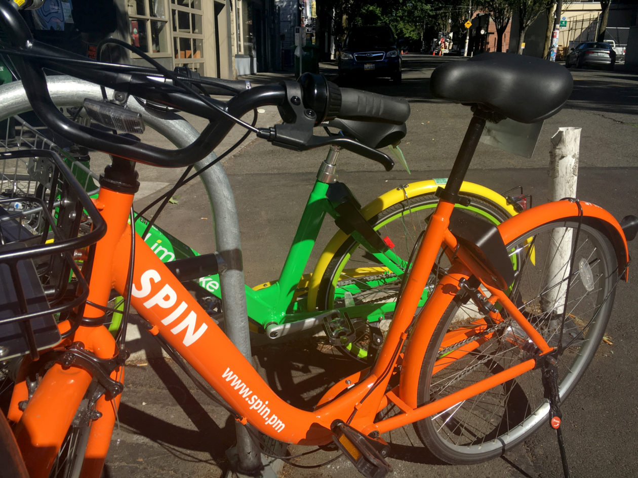 National bike share data program allows DOT's to identify scooter and bike share users in real-time