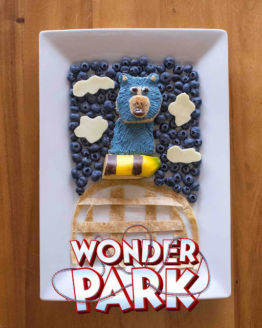 Wonder Park After-School Snack Ideas!