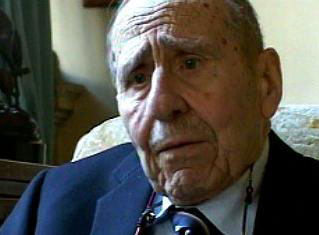 Despite being wounded many times, Guillet not only survived his wartime experiences but lived to be 101 years old