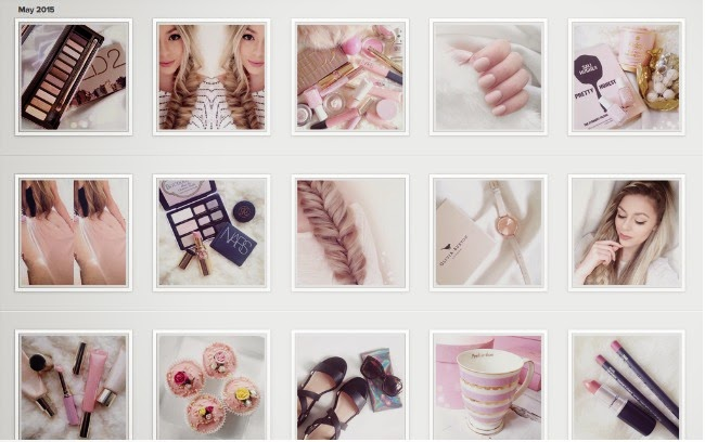 Favourite Instagram Accounts @catherine.mw