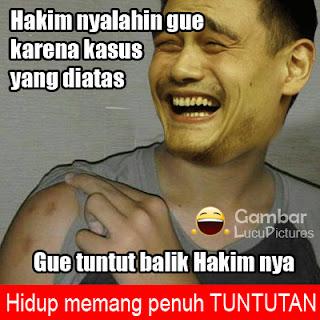 Meme Anak Dicubit Guru, Anak Tentara Kok Cengeng!
