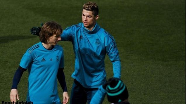 Modric v Ronaldo rematch as Ballon d'Or nominees unveiled