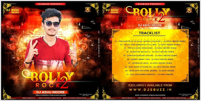 Bolly Rock 2 – DJ Ashu Indore