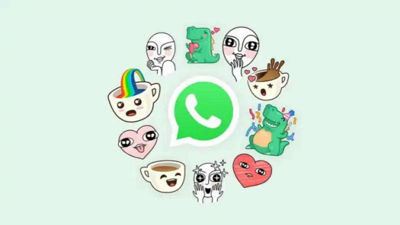 Cara membuat dan memasang stiker WhatsApp sendiri