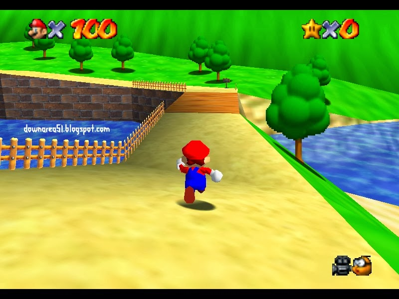 N64 pack roms Mario golf 6