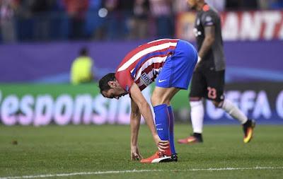 Diego Godín duda Atlético de Madrid