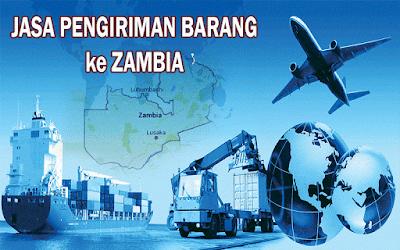 EKSPEDISI MURAH KE ZAMBIA