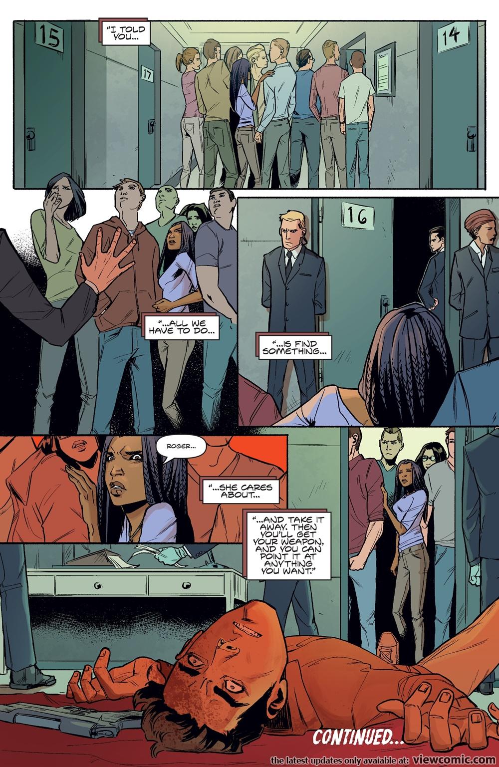 Genius – Cartel 001 (2017)    Vietcomic.net reading comics online for free