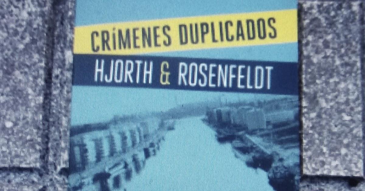 Resultado de imagen de Crímenes duplicados