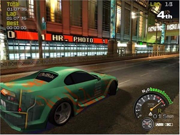 Street Racing Syndicate PC Full
