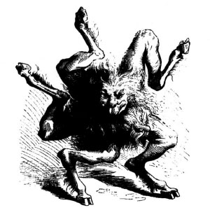 Goetia - Gusion (ilustração)
