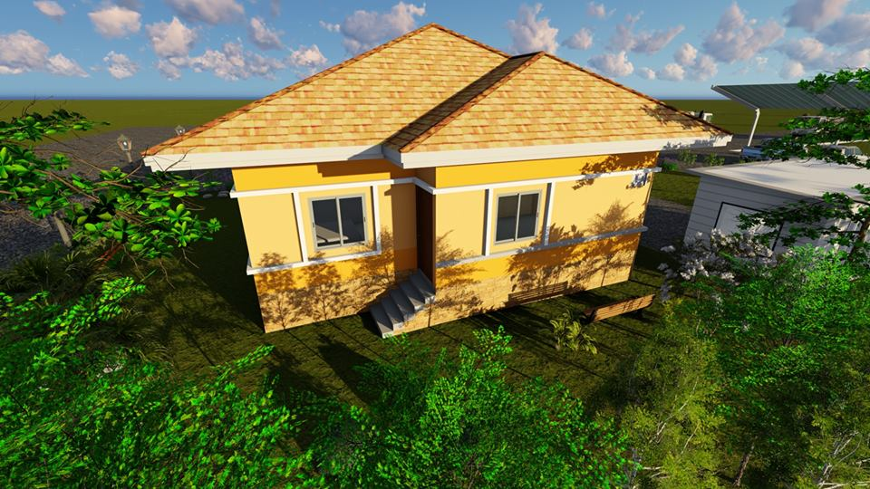 If you are one of those peoples who prefer houses rather than apartments or condos, then this post is for you. The following are 12 small houses that will inspire you to build one for yourself and your family. There are so many reasons why you should choose a house with three bedrooms compared to two even though you are composed of a few family members. Even though additional bedroom means additional cost for your dream home, it is worth it in the long run. Having a third or an extra-bedroom is a good idea even for a small house! With this extra bedroom, you can have an extra space for things you don't need. It means, it can serve as storage if you don't need it as a bedroom. Other than this, that extra bedroom can be your library or home office if some member of your family is working from home. You can also use that extra-space for business-related activities. Guest, relatives, and friends who want an overnight stay in your house are possible especially if there's an occasion such as Christmas or New Year. With it, you don't need to worry about where they sleep because you have a multi-purpose space to use.