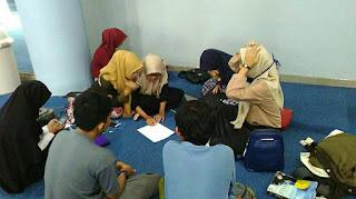 Rapat Pengurus Harian KOMMUN Palembang