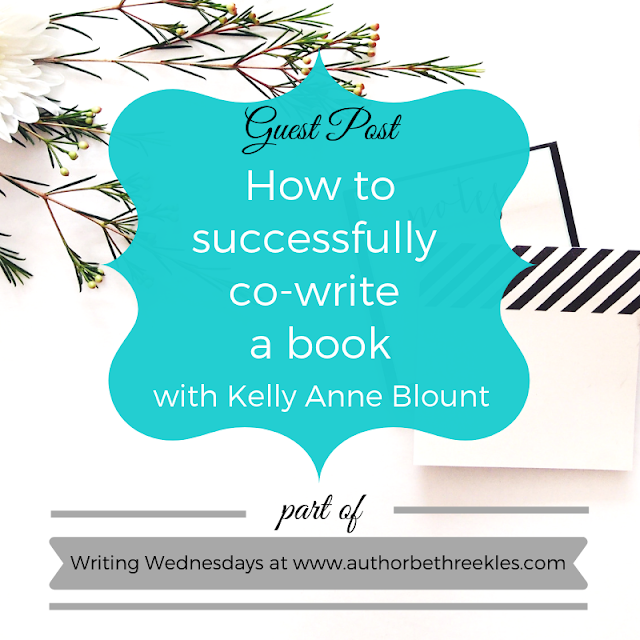 In this special guest post, author and Wattpader Kelly Anne Blount, and her co-author, Lynn Rush, share their tips on how to co-write a book!