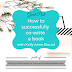 Guest post! Writing Wednesdays: How to successfully co-write a book - with Kelly Anne Blount