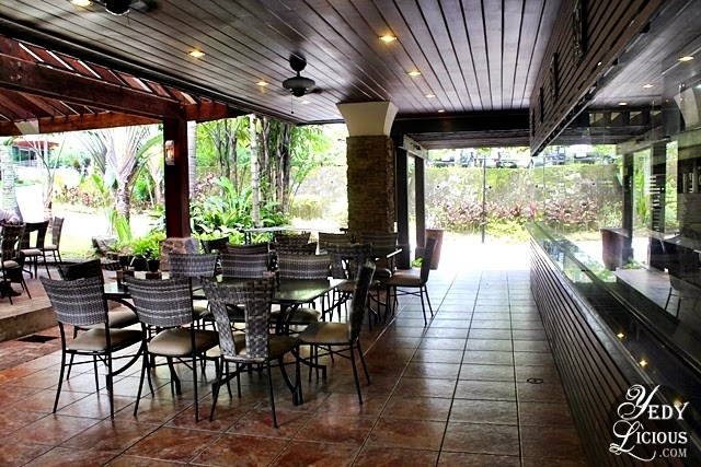 Open Air Dining Area / Tipulo Filipino Restaurant in Antipolo City