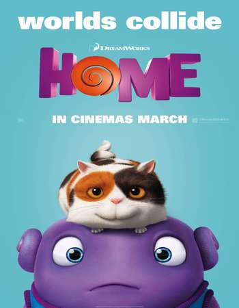 Home 2015 Full English Movie BRRip Download