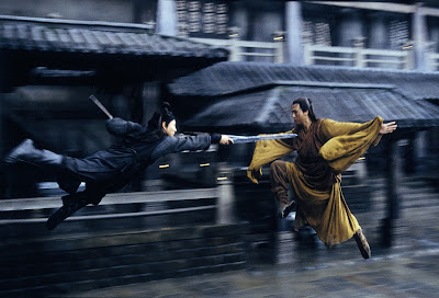 Hollywood Wallpapers And Pictures: jet li hero