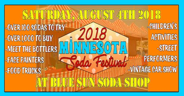 Minneosta Soda Festival