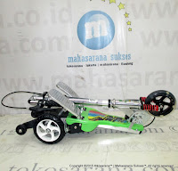 Skuter Dual Pedal HP New