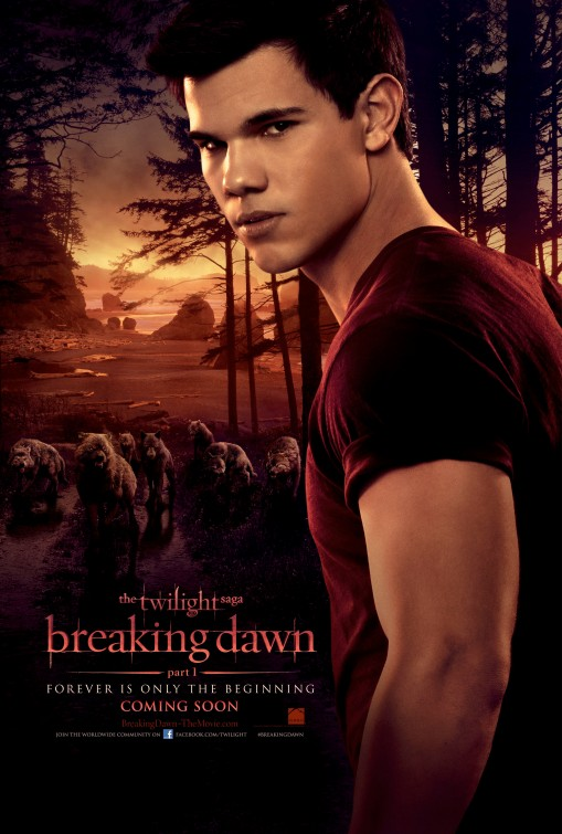 Twilight Breaking Dawn Part 1 poster