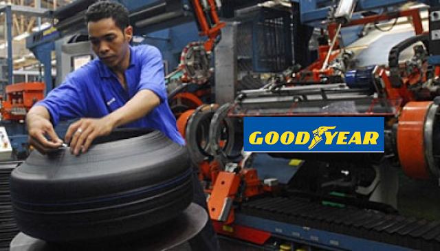 Lowongan Kerja PT. Goodyear Indonesia Tbk, Jobs: Sales Engineering, Audit Internal General Manager, Administration Head.
