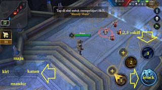 yakni Game MOBA yang saat ini lagi Tren Tips Sederhana Bermain Game Arena Of Valor (A.O.V) - Game Moba