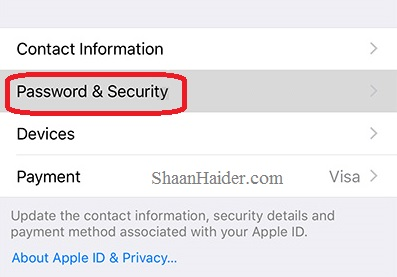 HOW TO : Enable Two-Factor Authentication on Apple ID or iCloud Account