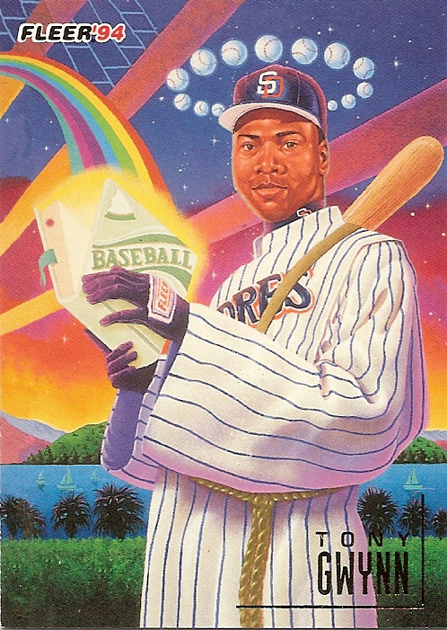This Card Is Cool My Life In Baseball Cards 1994 Fleer