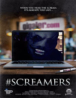 Poster de #Screamers