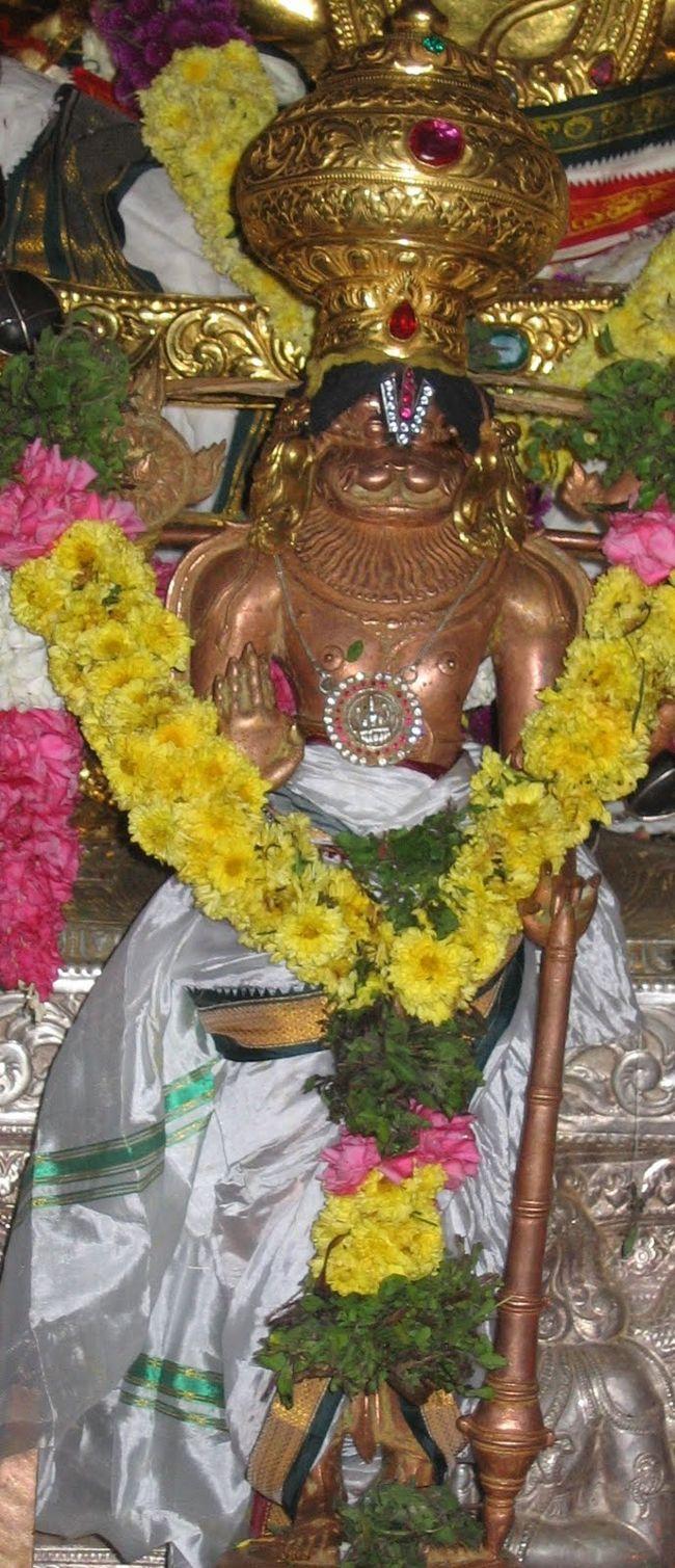 Yoga Narasimha Perumal Temple Procession Deity