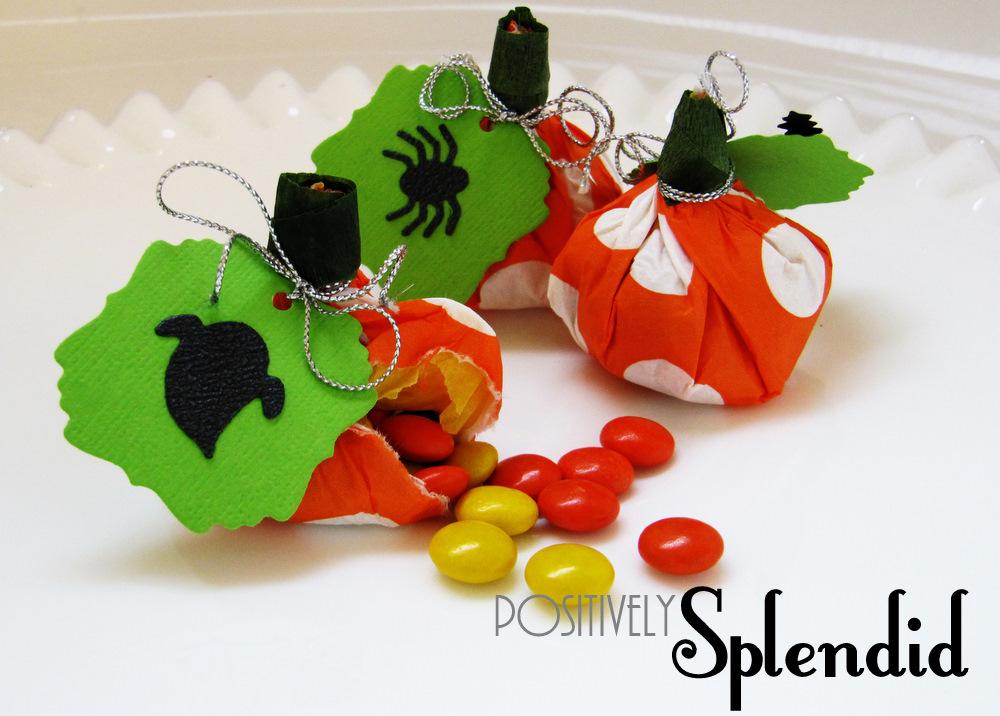 Image result for Candy Filled Pumpkins