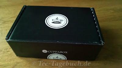 Cuppabox März-Lieferung