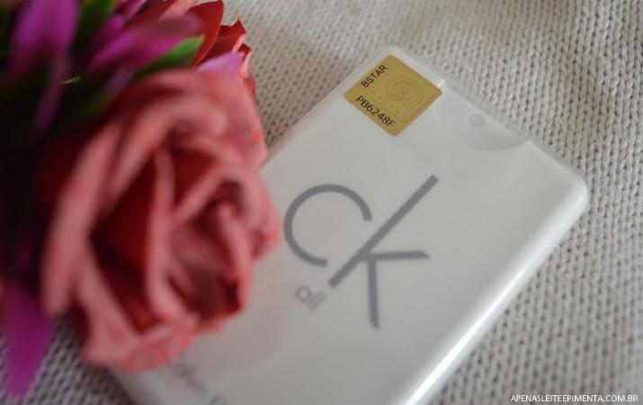 Resenha Perfume Calvin Klein Ck All