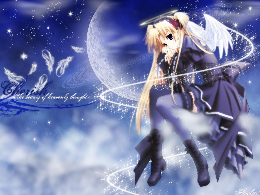Anime Angel HD Wallpapers Wallpaper202