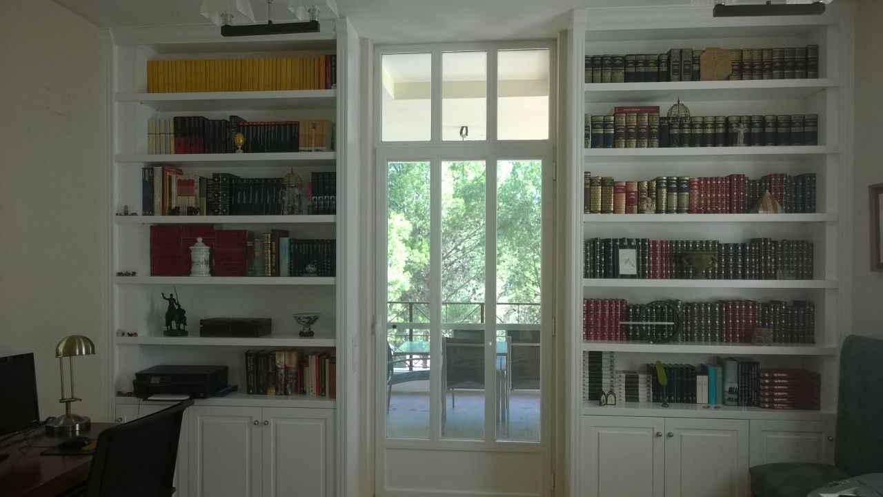 Libreria a medida madrid mueble a medida 617075183 elcarpinterodemadrid - Libreria universitaria madrid ...