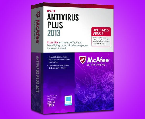 McAfee Antivirus 2013 free download Full version ...