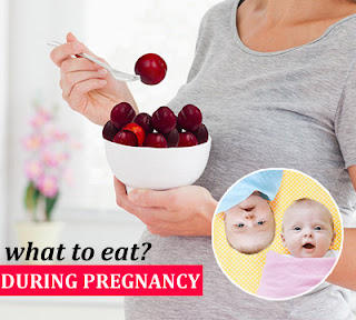 What To Eat During Pregnancy Which Helps To Grow Baby In The Womb!