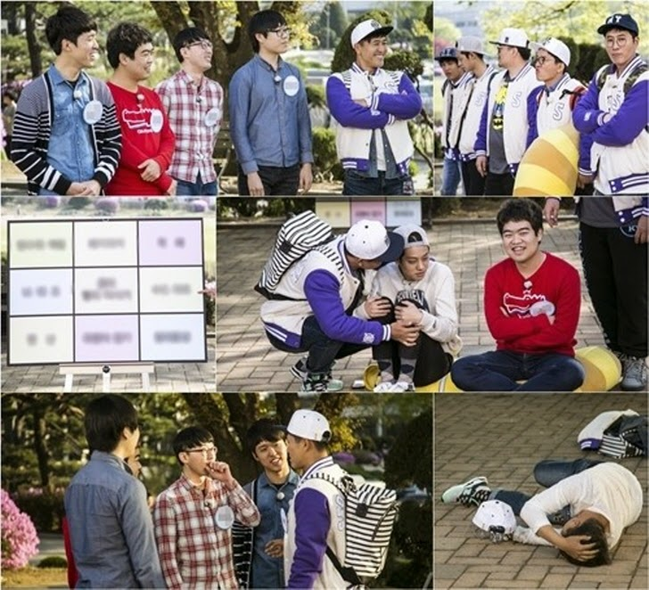 Wind n Song: 05/24/2015 2 Days and 1 Night Season 3 ep 542