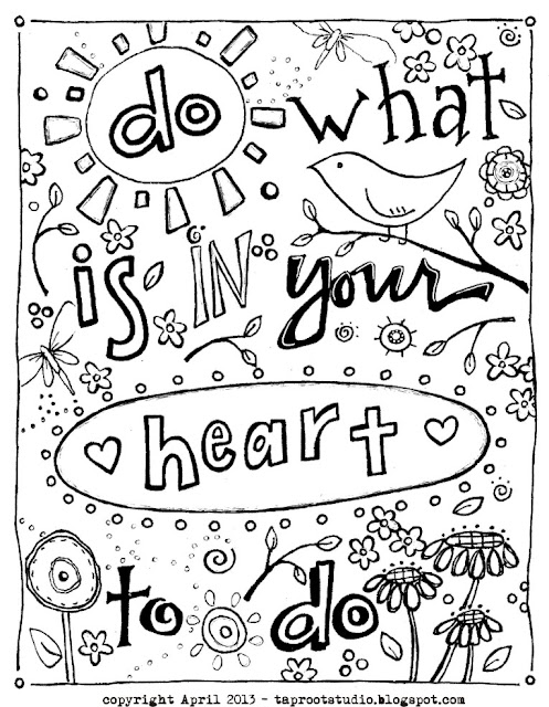 Inspirational Quotes Coloring Pages. QuotesGram | free printable coloring pages inspirational quotes