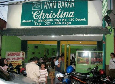 Ayam Bakar Christina Margonda Depok