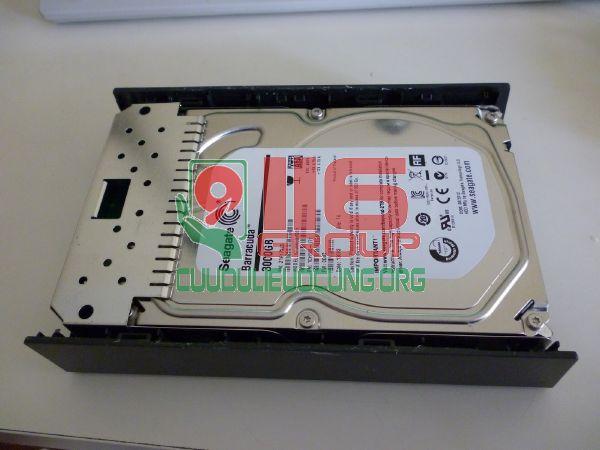Cứu dữ liệu ổ cứng cắm ngoài 3000Gb seagate thành công