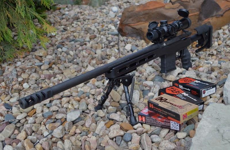 XLR Industries Standard Element Remington 700 Chassis Review