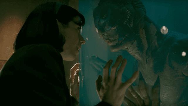 """Fotograma de la película """"La forma del agua"""" dirigida por Guillermo del Toro"""