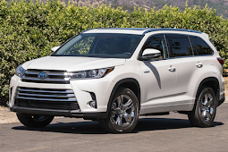 Toyota Highlander 2019 Review and News