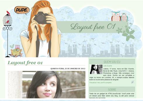 layouts free
