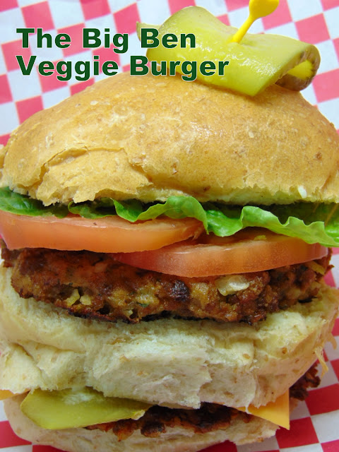 Big Ben Veggie Burger